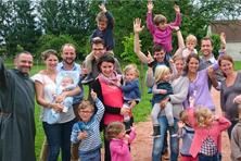 Session des familles avec les Frères de Saint-Jean