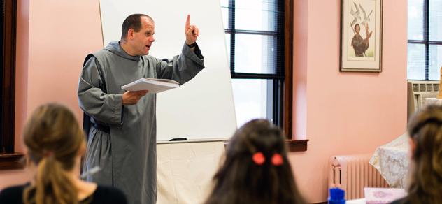 E,seignement et formation par les Frères de Saint-Jean
