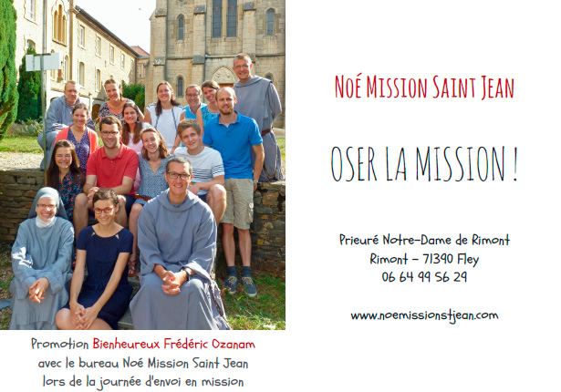 Voeux 2018 Noé Mission