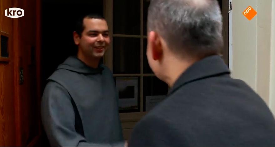 Frères de Saint-Jean à La Haye : reportage TV