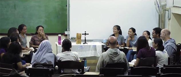 Cebu : vidéo sur notre apostolat auprès des jeunes