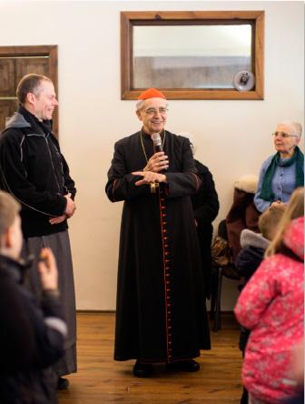 Vilnius : 25 ans du prieuré des Frères de Saint-Jean