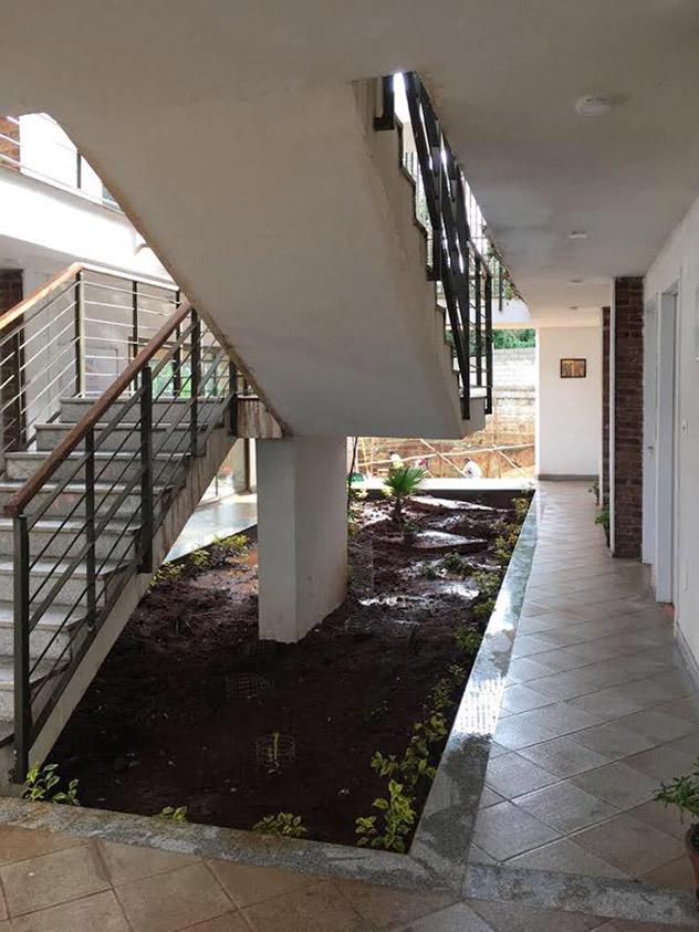 Nouveau prieuré des Frères de Saint-Jean à Addis-Abeba