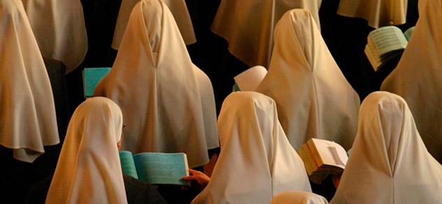 Soeurs contemplatives de Saint-Jean, Famille Saint-Jean